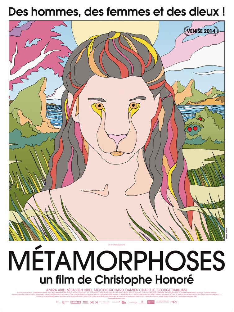 Métamorphoses | Honoré, Christophe (Réalisateur)