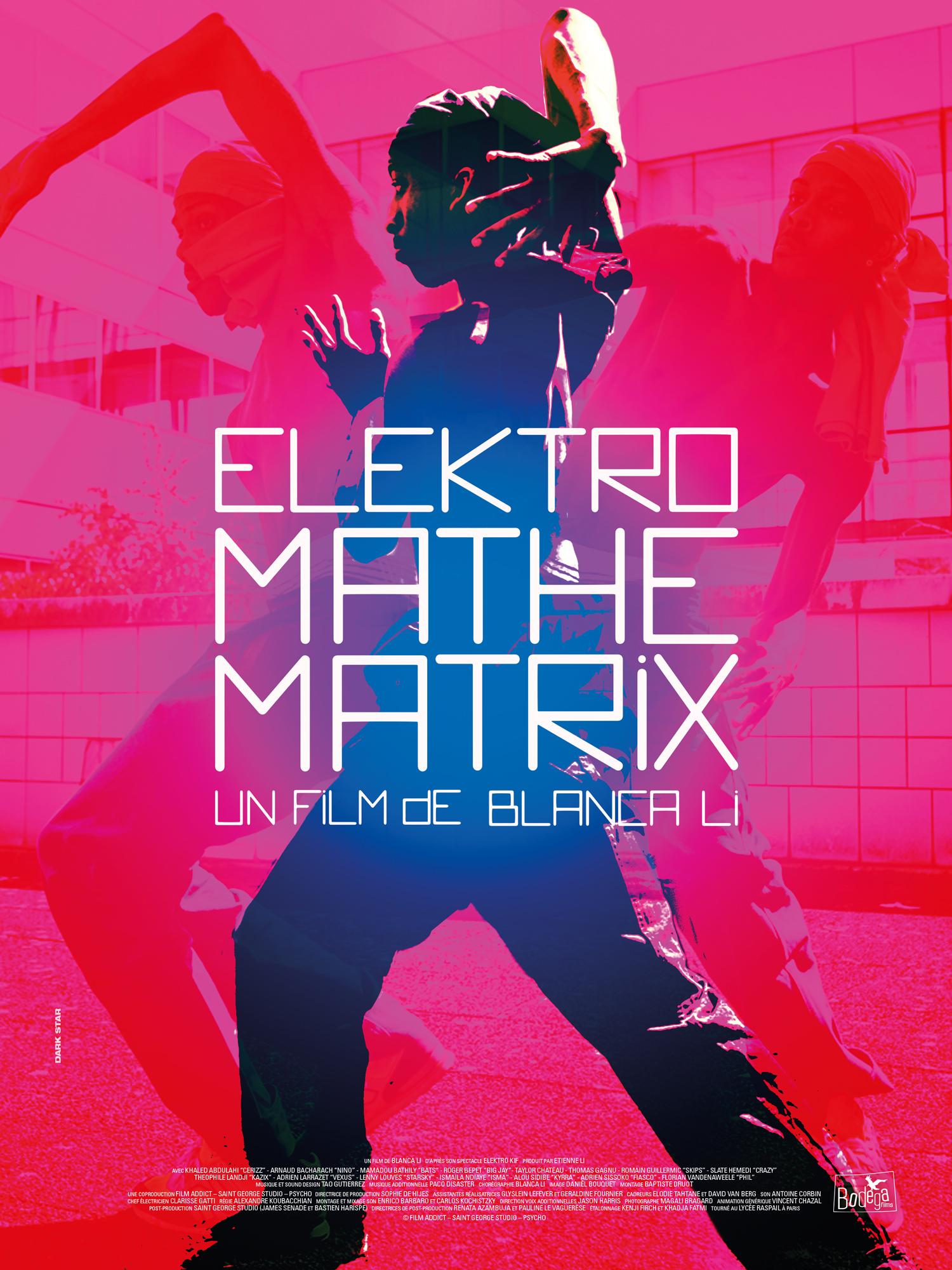 Elektro Mathematrix | Li, Blanca (Réalisateur)