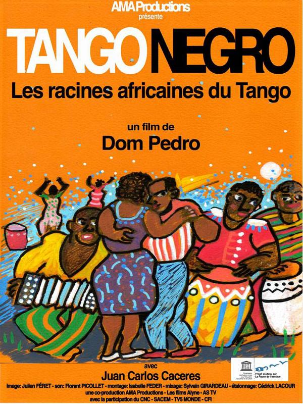 Tango Negro, les racines africaines du Tango