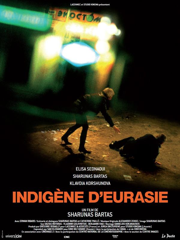 Indigène d'Eurasie | Bartas, Sharunas (Réalisateur)