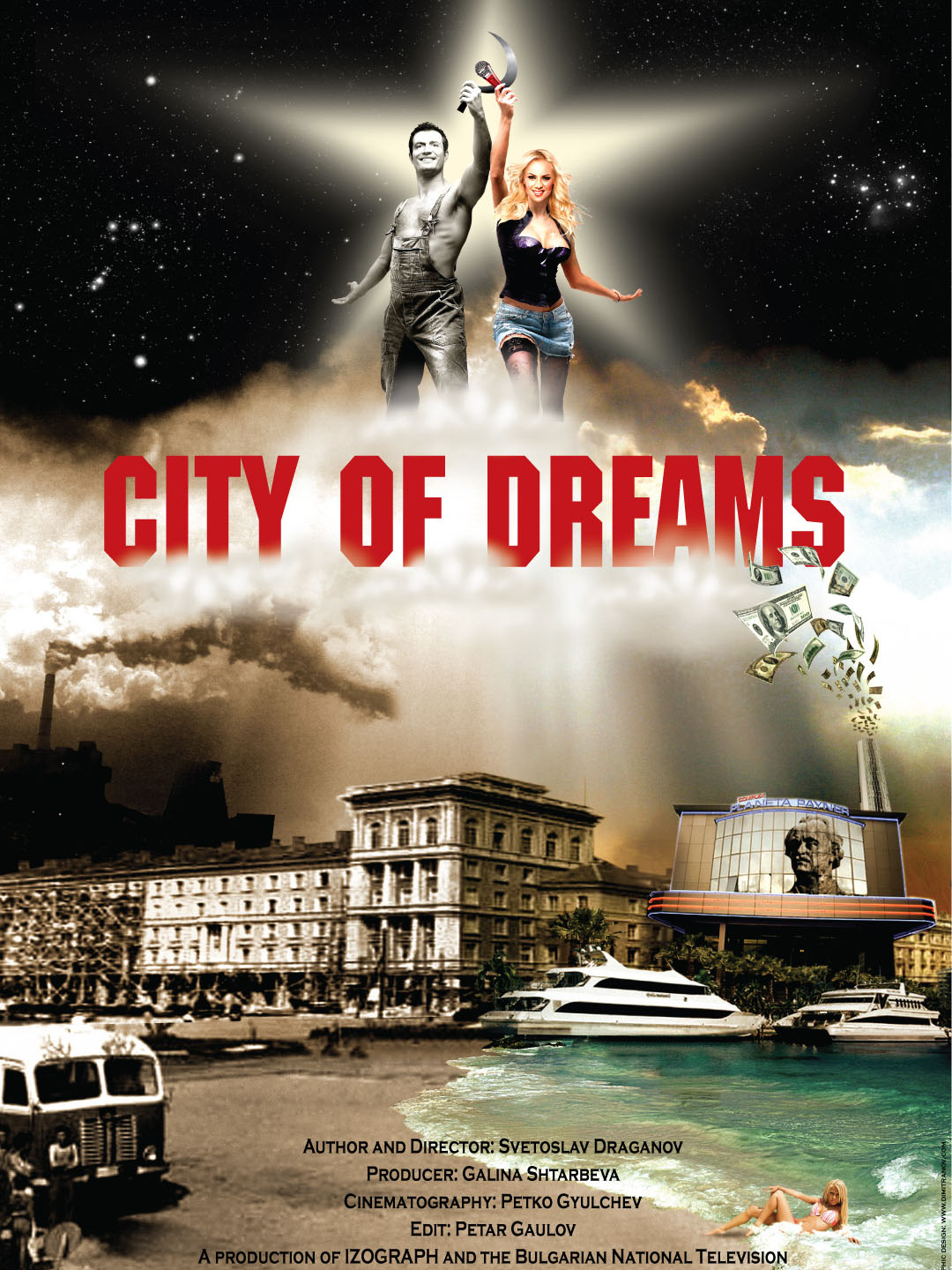 City of Dreams | Draganov, Svetoslav (Réalisateur)