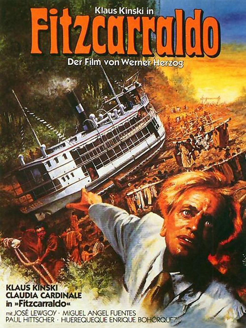 Fitzcarraldo | Herzog, Werner (Réalisateur)