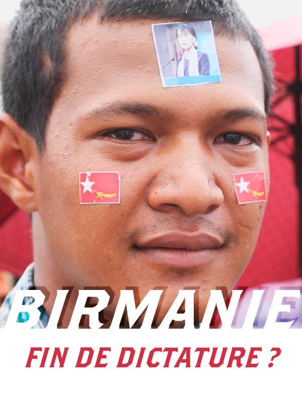 Birmanie, fin de dictature ? | Gagnet, Michaelle (Réalisateur)