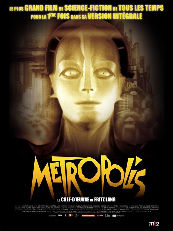 Metropolis | Lang, Fritz (Réalisateur)