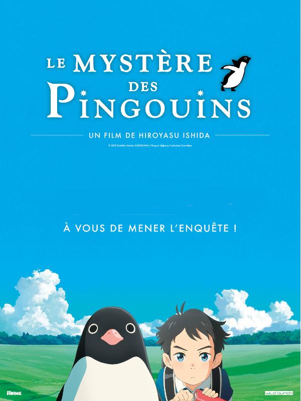 Le Mystère des pingouins | Ishida, Hiroyasu (Réalisateur)