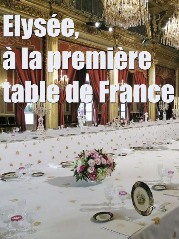 Elysée, à la première table de France | Roudaut, Christian (Réalisateur)