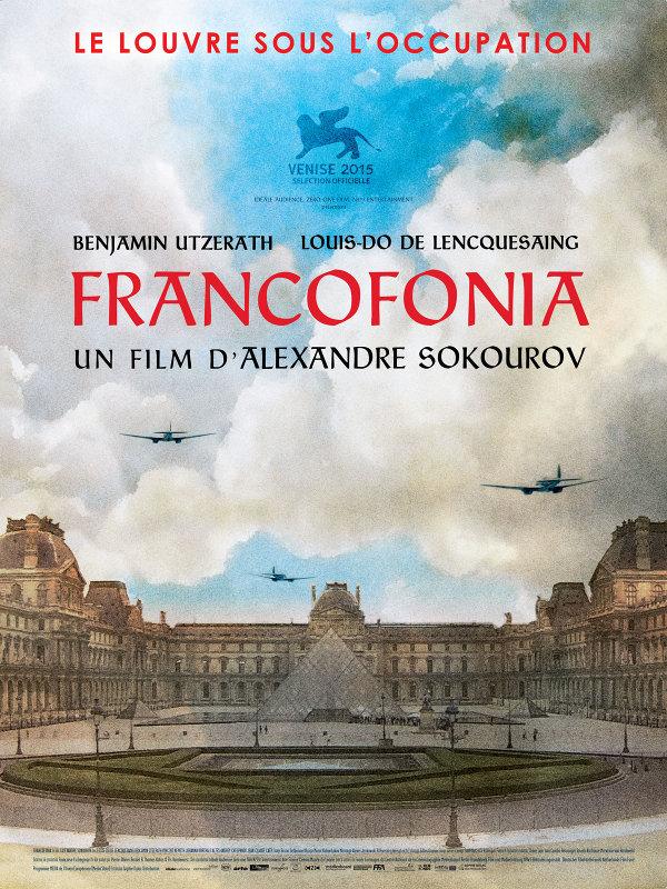 """Afficher """"Francofonia, le Louvre sous l'Occupation"""""""