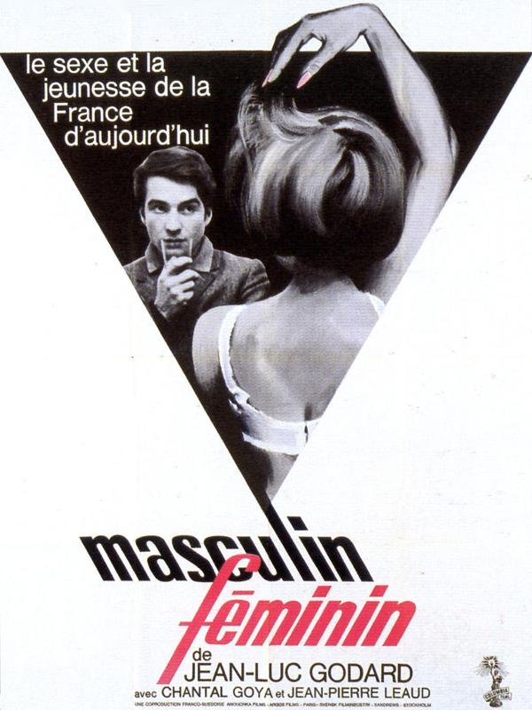 Film Fest Gent - Masculin féminin