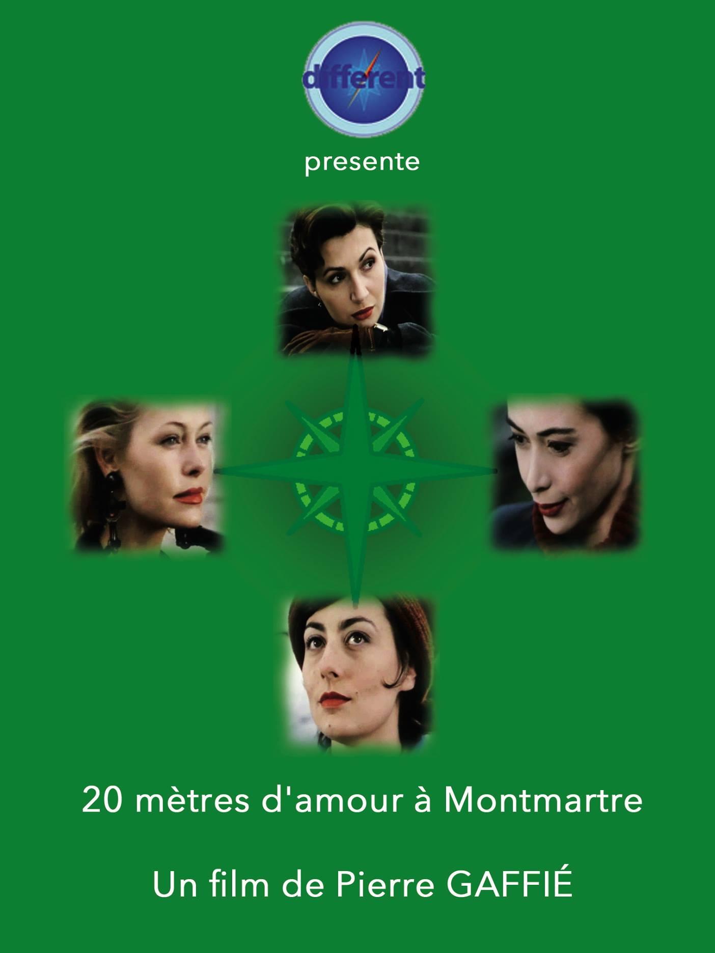 20 mètres d'amour à Montmartre | Gaffié, Pierre (Réalisateur)