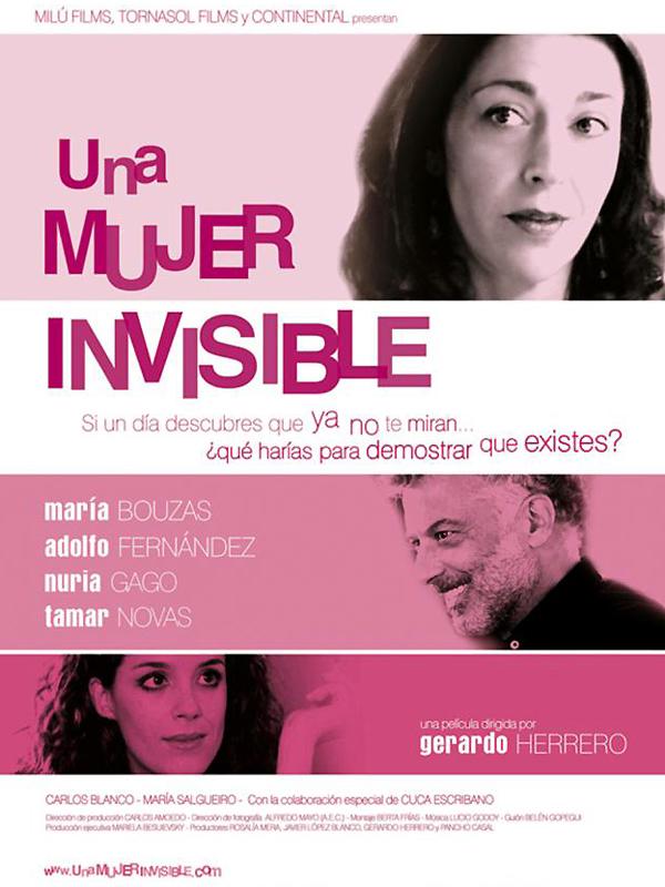 Une femme invisible | Herrero, Gerardo (Réalisateur)