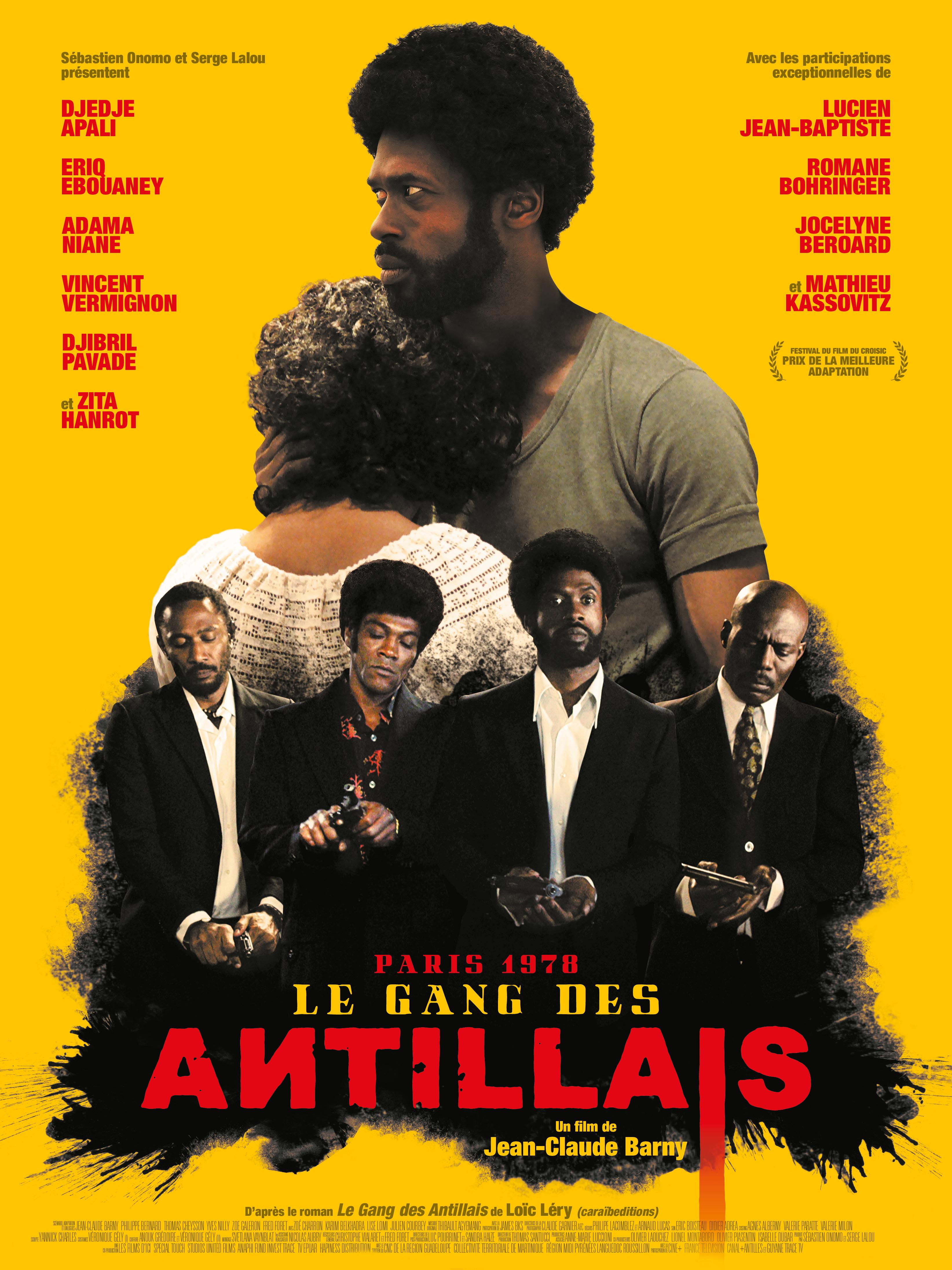 Le Gang des Antillais   Barny, Jean-Claude (Réalisateur)
