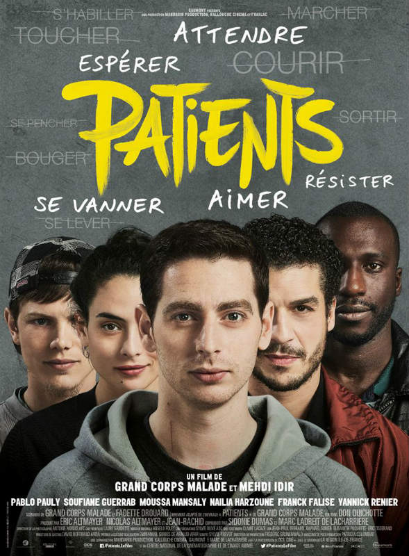 Patients | Malade, Grand Corps (Réalisateur)