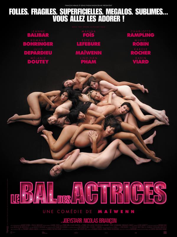Le Bal des actrices | Le Besco, Maïwenn (Réalisateur)