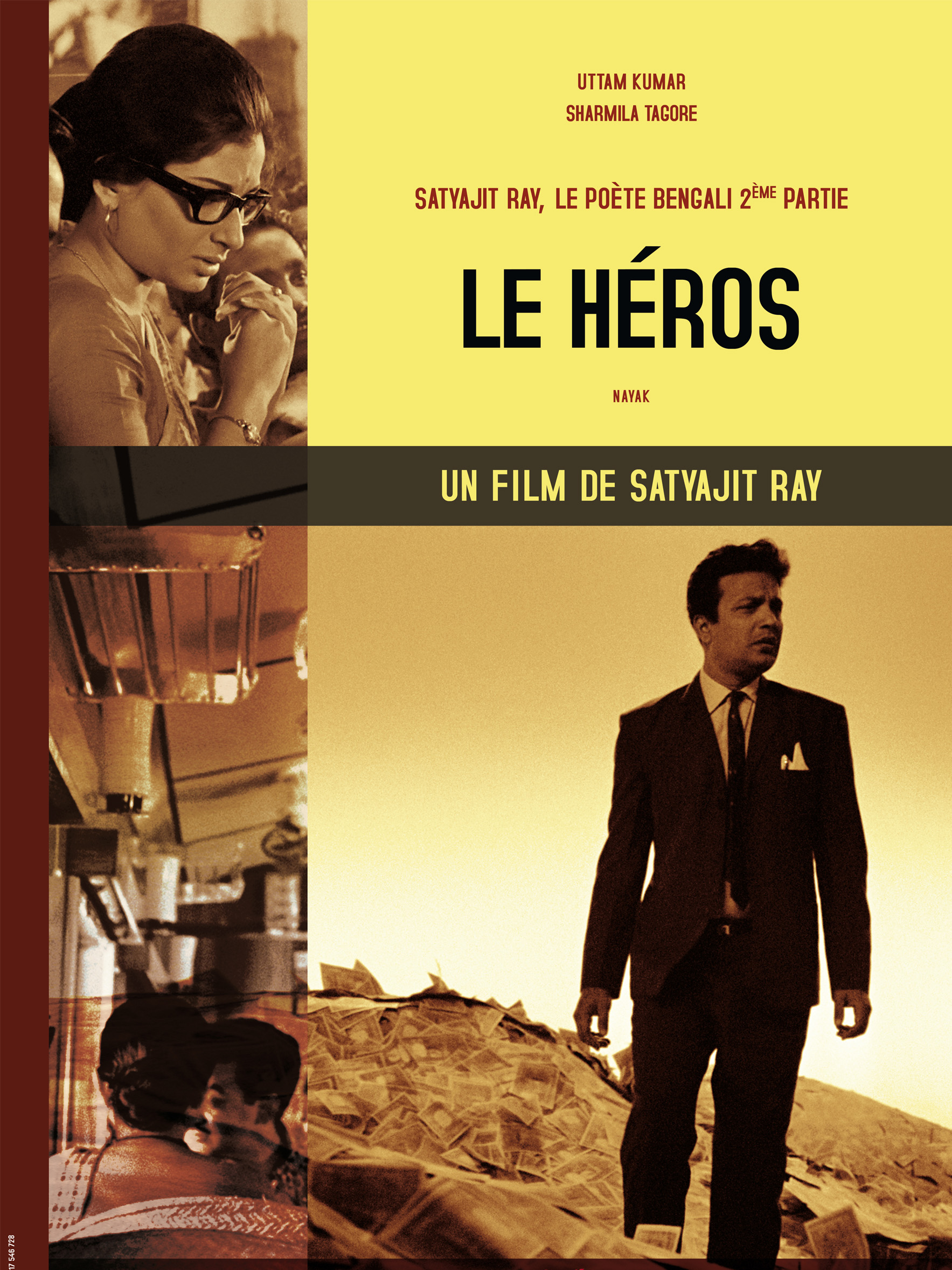 Le Héros | Ray, Satyajit (Réalisateur)