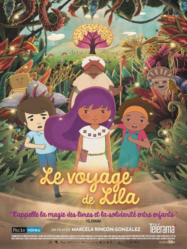 Le Voyage de Lila | Rincón González, Marcela (Réalisateur)