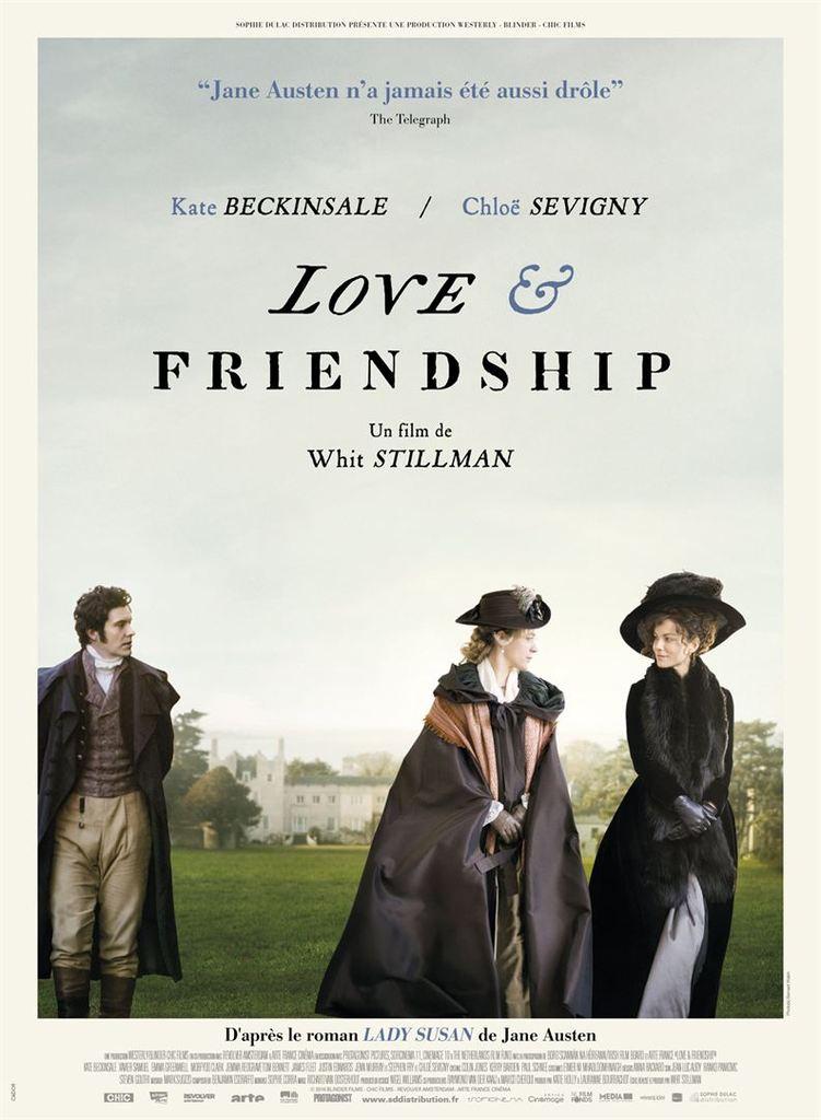 Love & Friendship | Stillman, Whit (Réalisateur)
