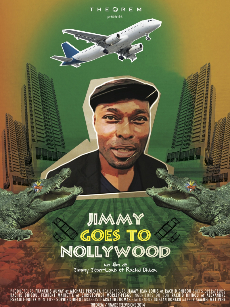 Jimmy Goes to Nollywood