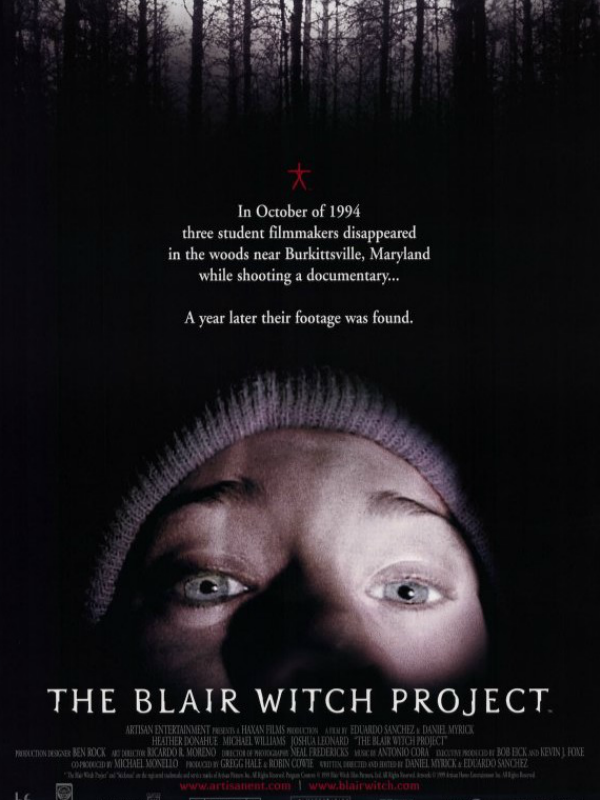 Film Fest Gent The Blair Witch Project
