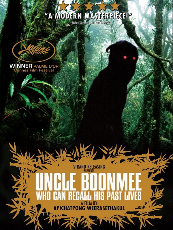Film Fest Gent Uncle Boonmee Who Can Recall his Past Life