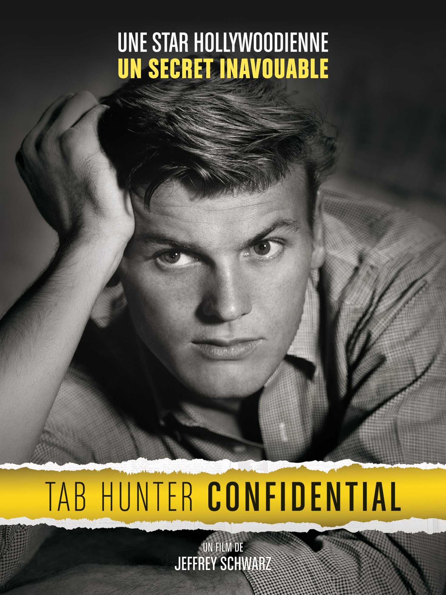 "Afficher ""Tab Hunter Confidential"""