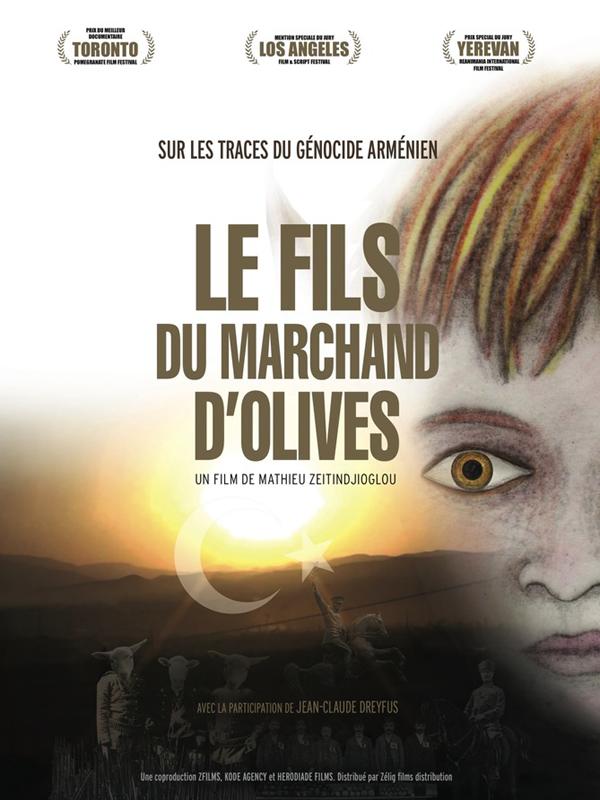 Le Fils du marchand d'olives | Zeitindjioglou, Mathieu (Réalisateur)
