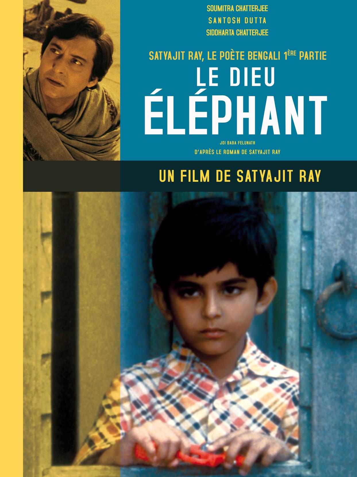 Le Dieu éléphant   Ray, Satyajit (Réalisateur)