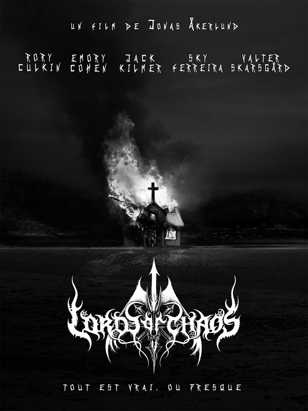Lords of Chaos | Akerlund, Jonas (Réalisateur)