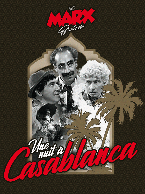 Une nuit à Casablanca | Mayo, Archie (Réalisateur)