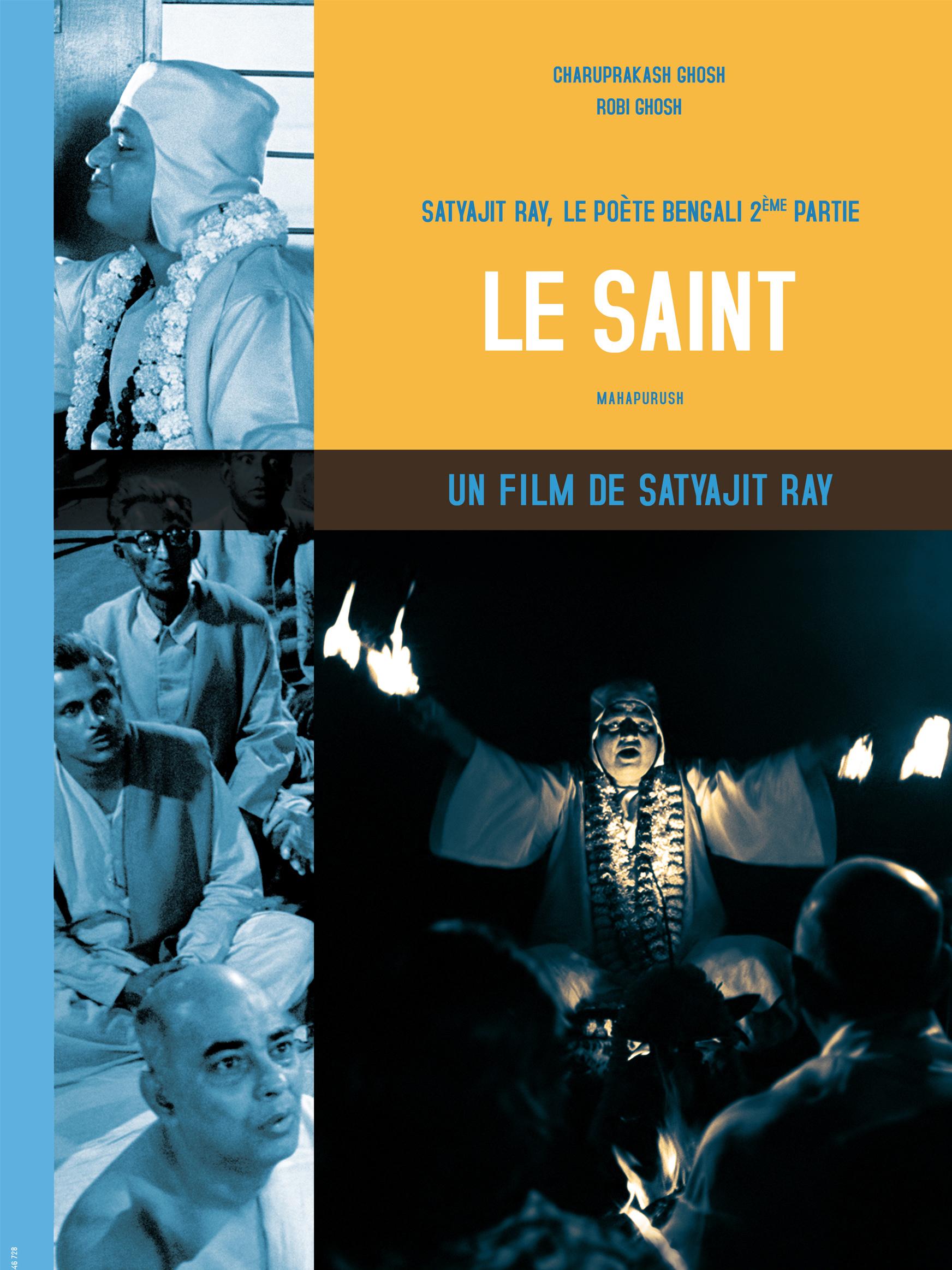 Le Saint | Ray, Satyajit (Réalisateur)