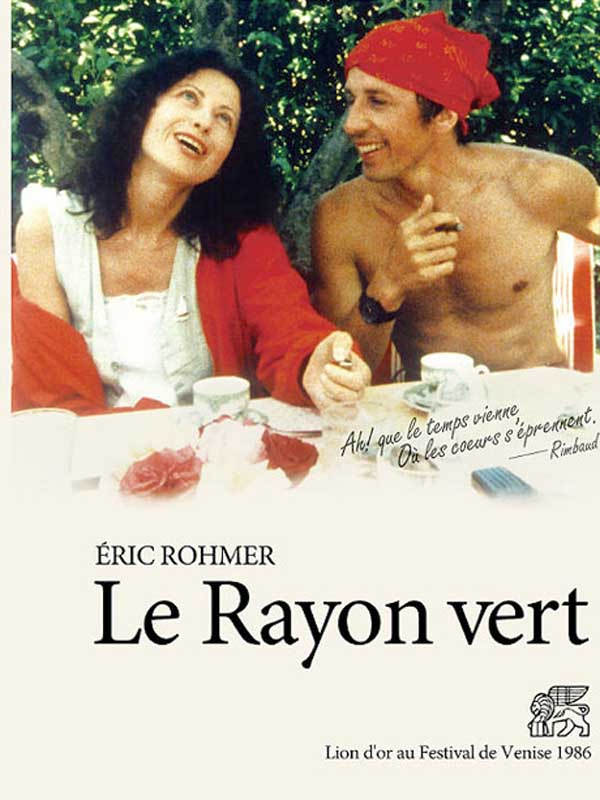 Le Rayon vert | Rohmer, Eric (Réalisateur)