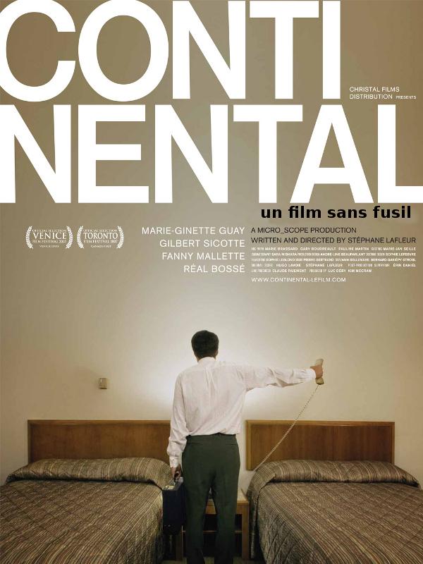 Continental, un film sans fusil | Lafleur, Stéphane (Réalisateur)