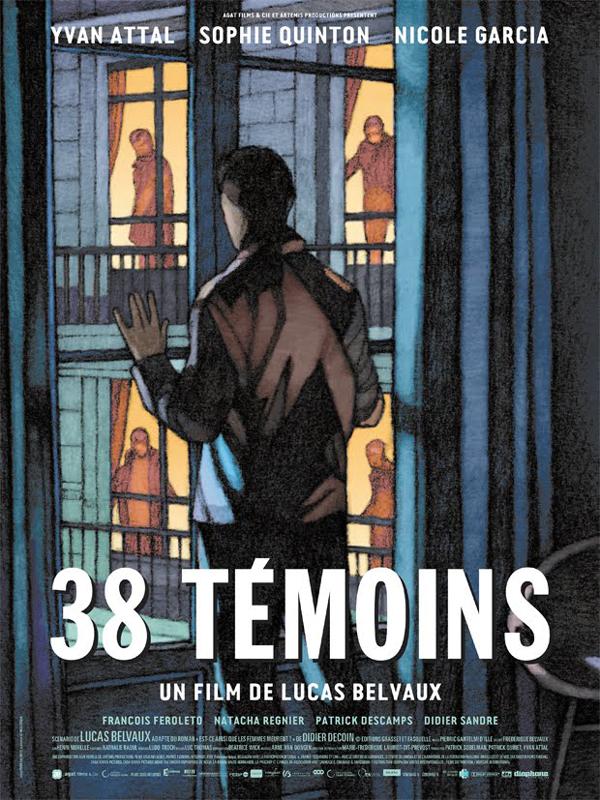 38 témoins | Belvaux, Lucas (Réalisateur)