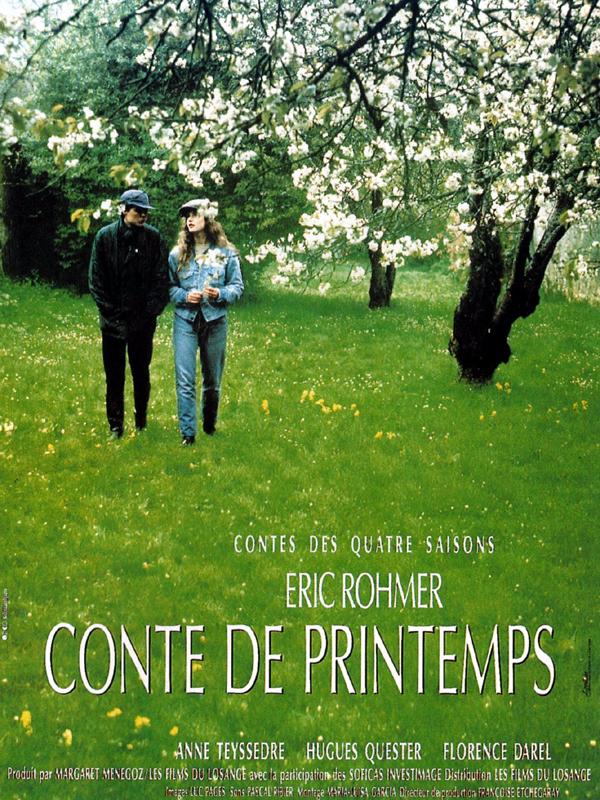 Conte de printemps | Rohmer, Eric (Réalisateur)