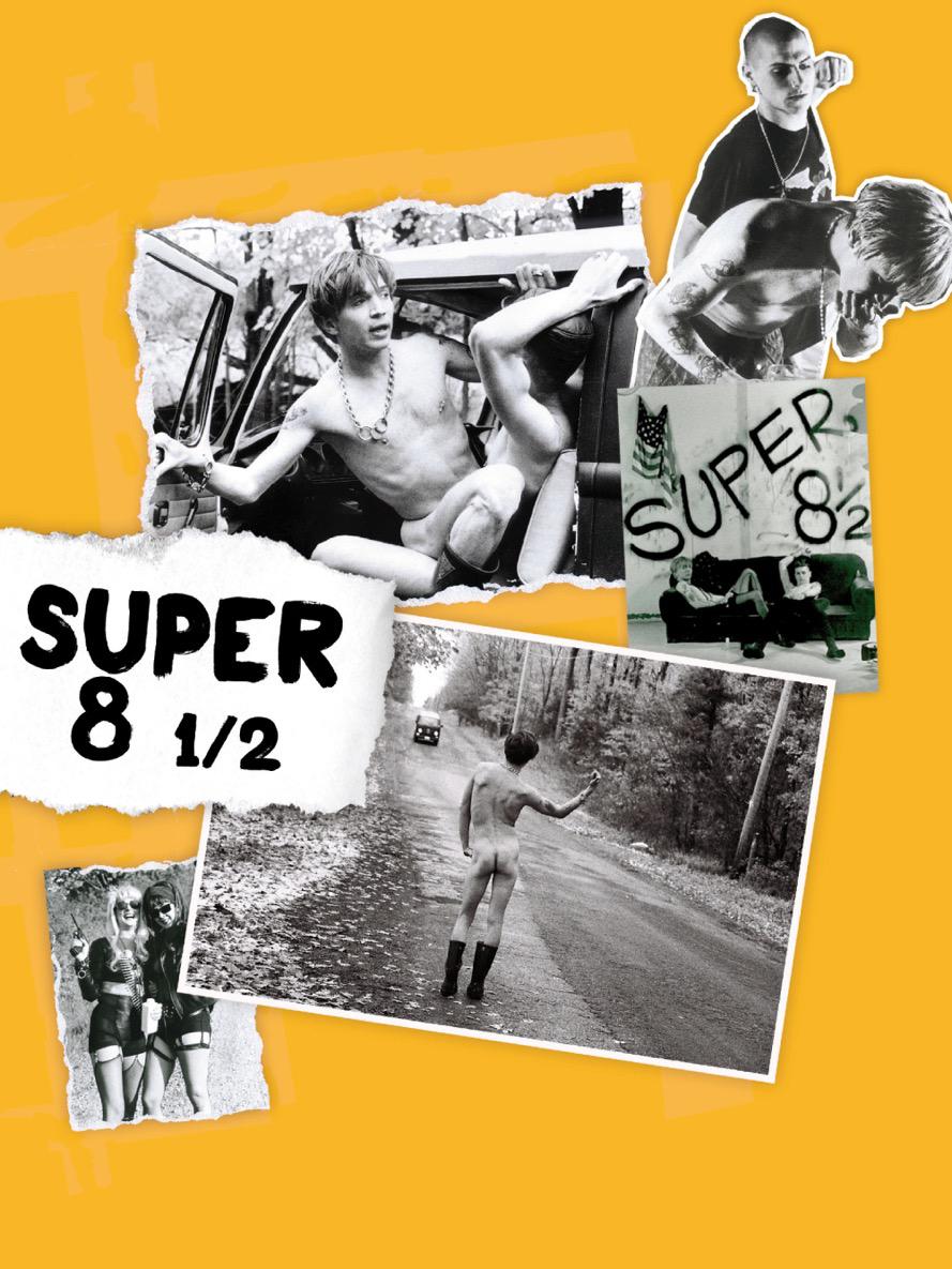 Super 8 1/2, une biographie édifiante | La Bruce, Bruce (Réalisateur)