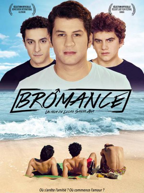"""Afficher """"Bromance"""""""