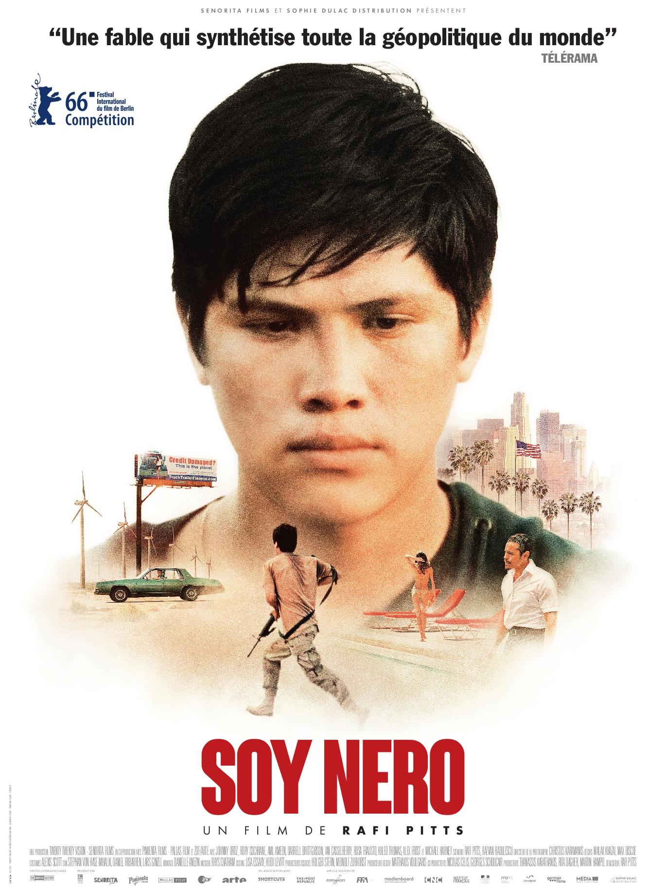 """Afficher """"Soy Nero"""""""