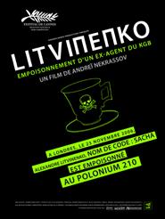 Litvinenko : empoisonnement d'un ex agent du KGB | Nekrassov, Andreï (Réalisateur)