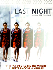 "Afficher ""Last night"""