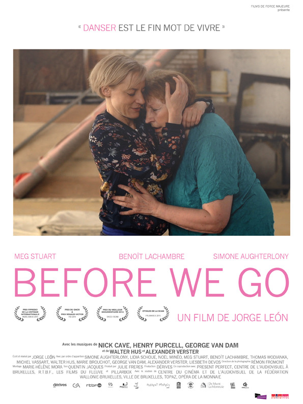 """Afficher """"Before we go"""""""