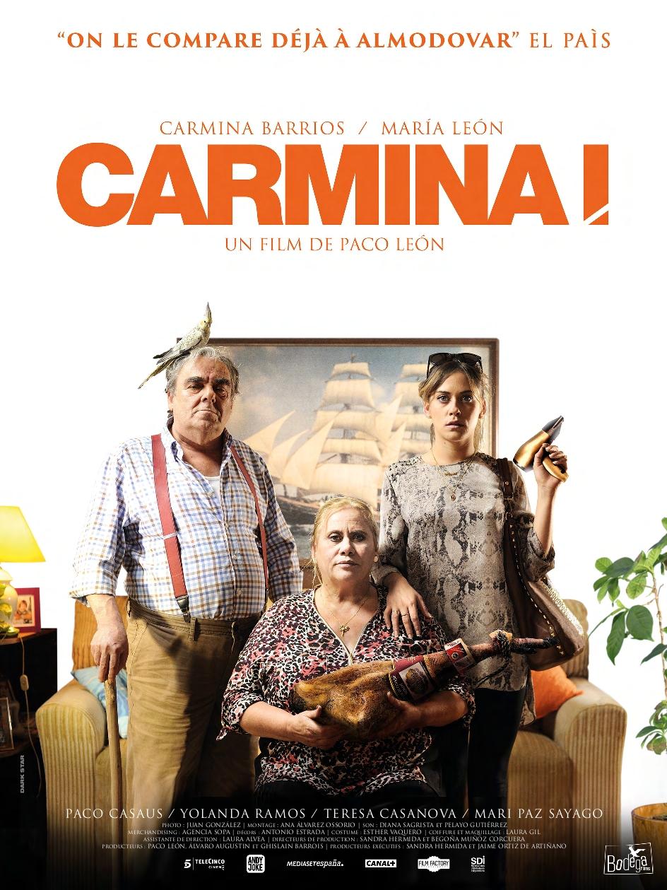 """Afficher """"Carmina !"""""""