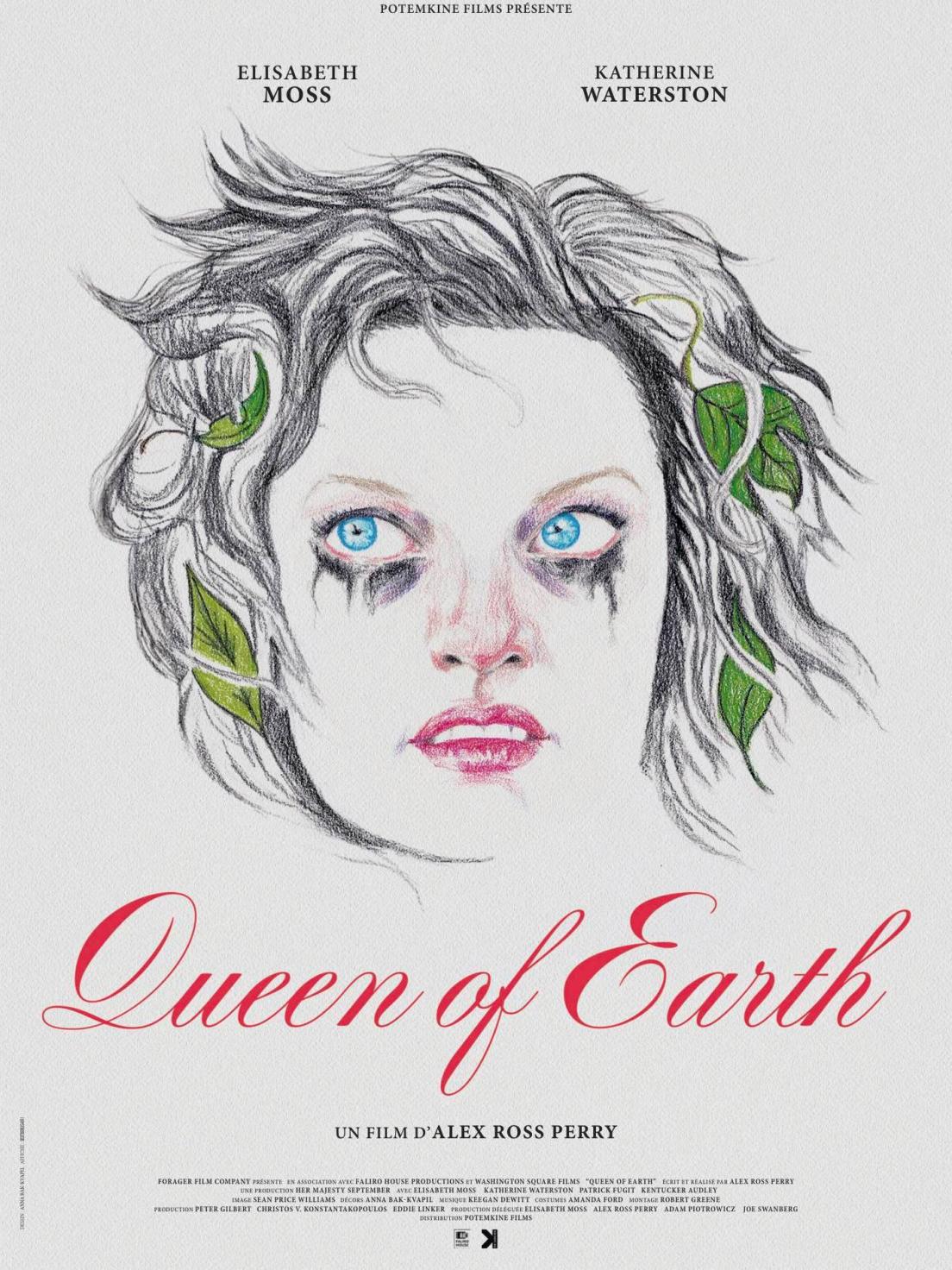 Queen of Earth | Perry, Alex Ross (Réalisateur)