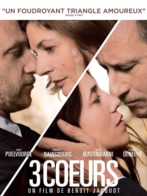 3 Coeurs   Jacquot, Benoît (Réalisateur)