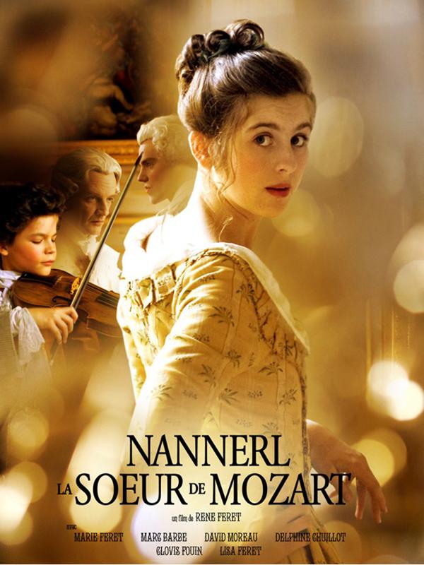 Nannerl, la soeur de Mozart |