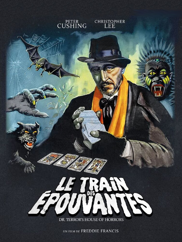 Le Train des épouvantes | Francis, Freddie (Réalisateur)