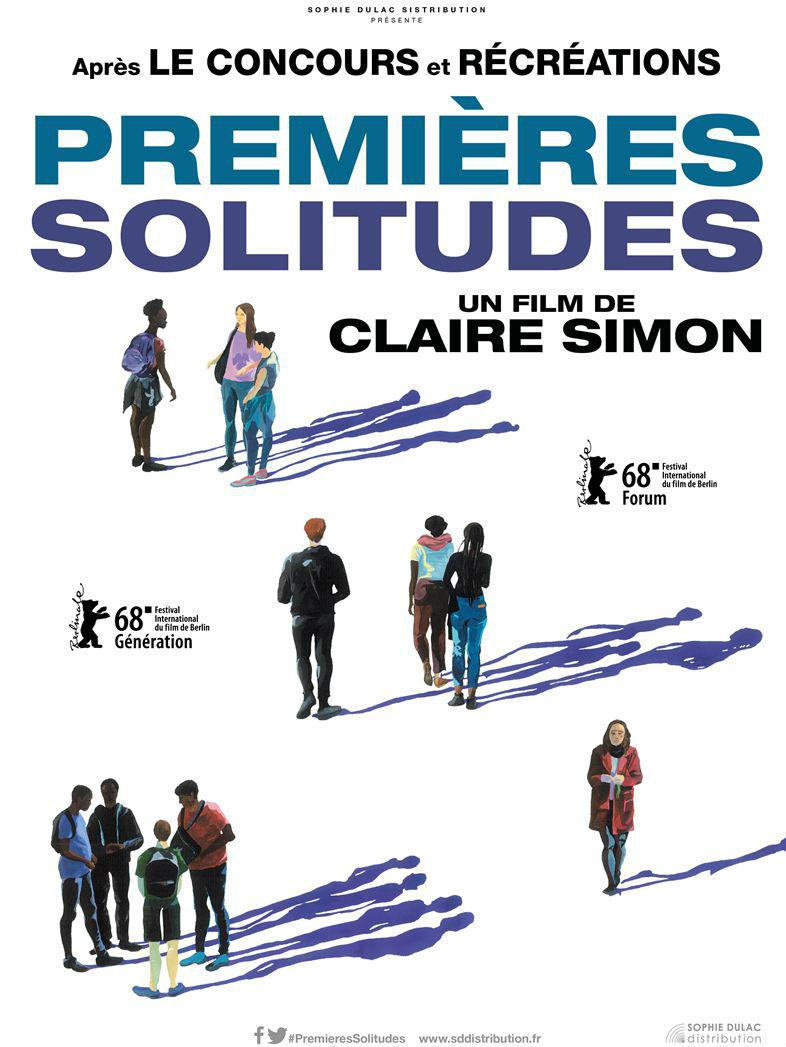 Premières solitudes | Simon, Claire (Réalisateur)