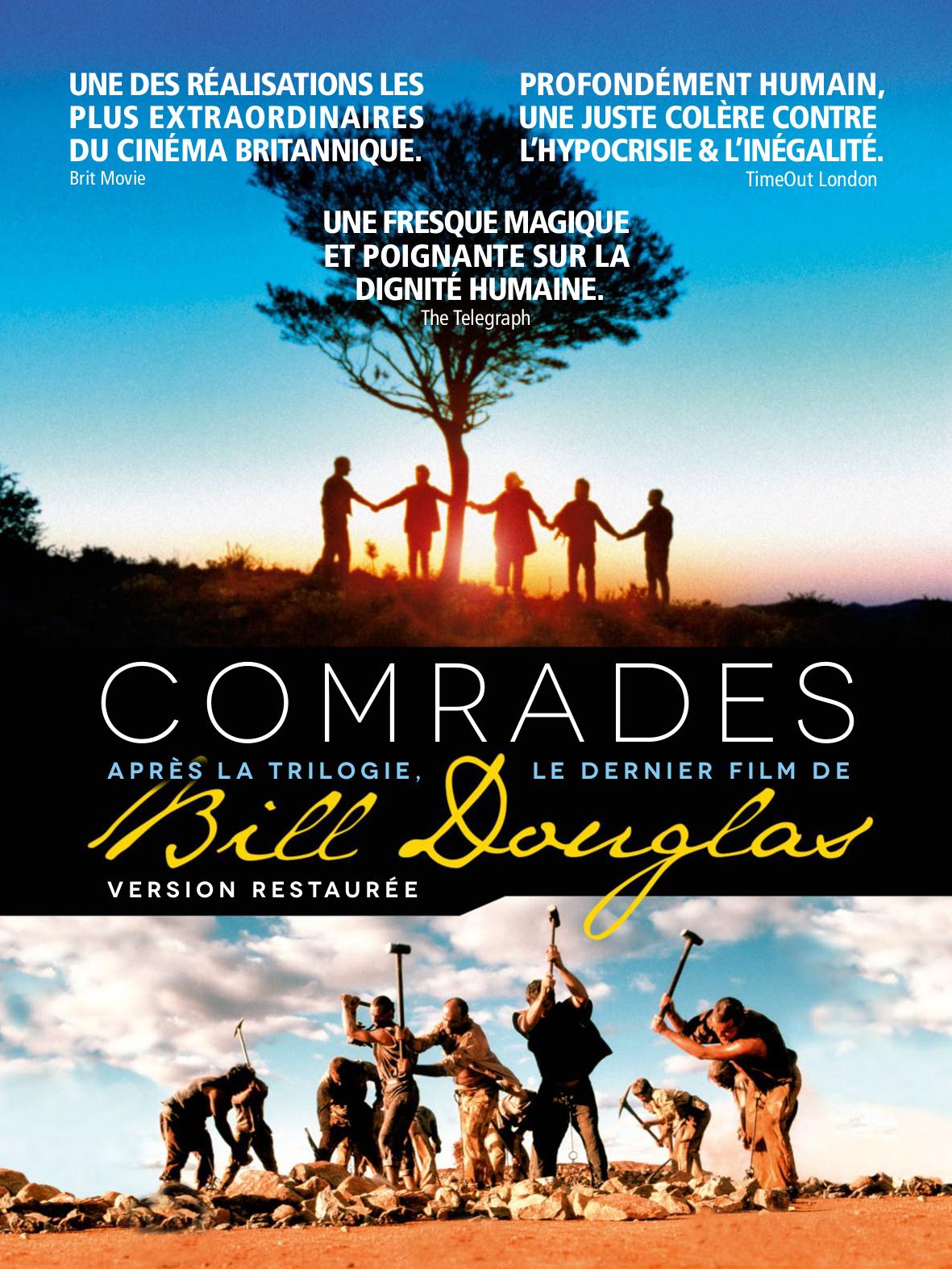 Comrades | Douglas, Bill (Réalisateur)