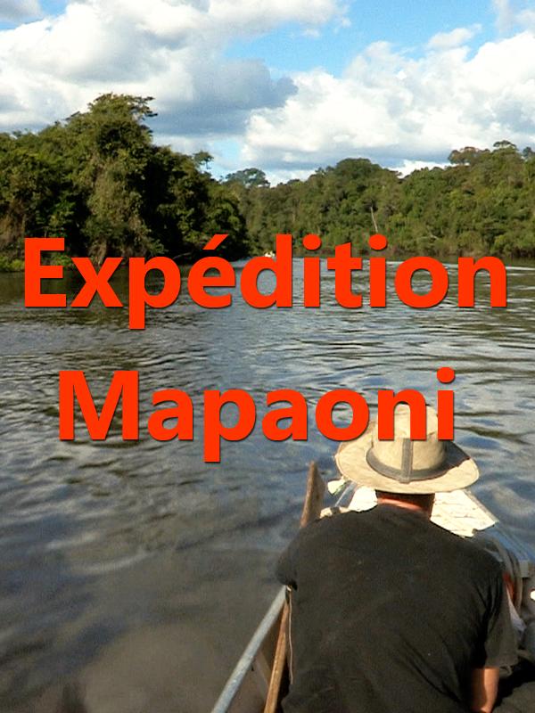 Expédition Mapaoni | Théron, Roland (Réalisateur)