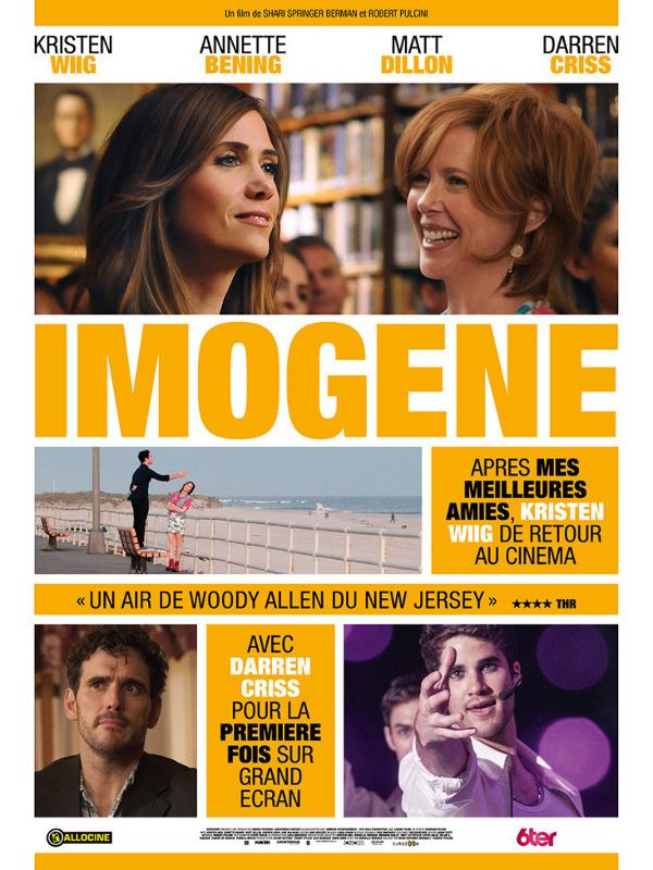 Imogène | Springer Berman, Shari (Réalisateur)