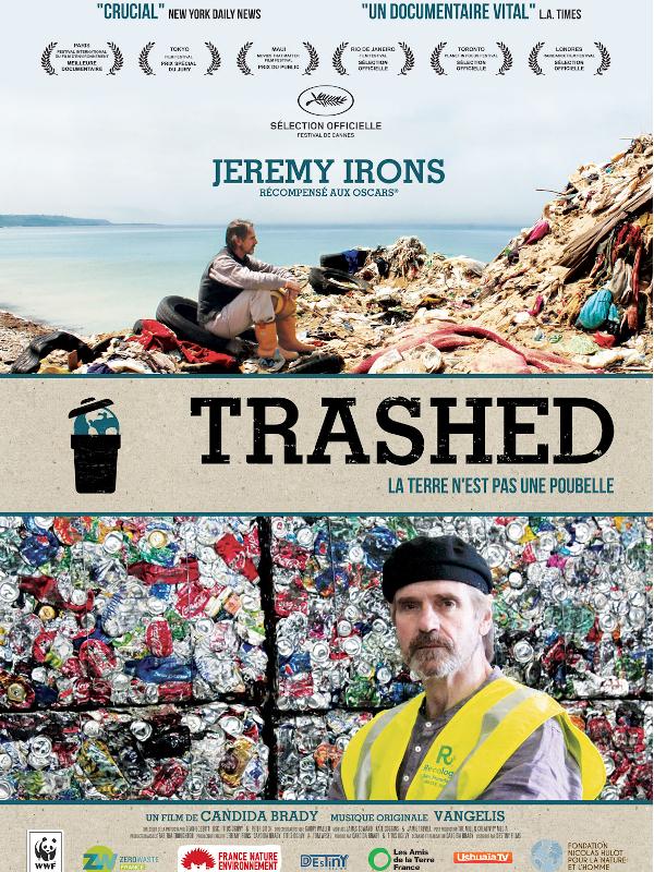 Trashed | Brady, Candida (Réalisateur)