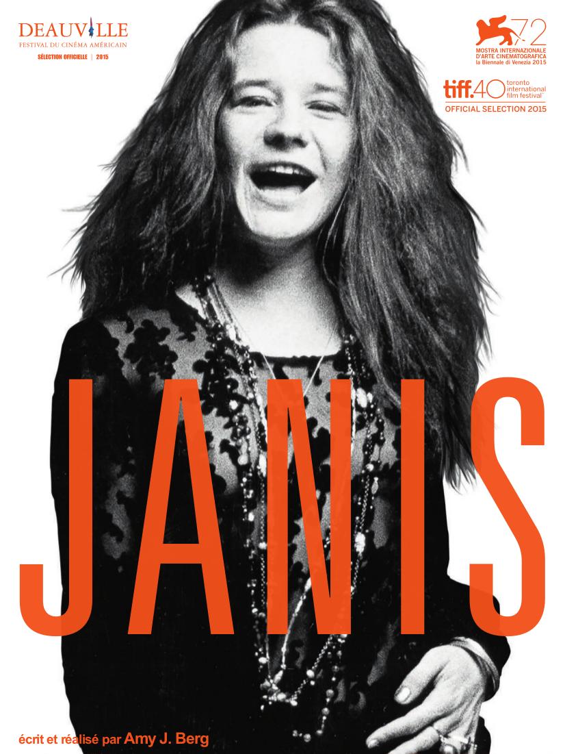 Janis | Berg, Amy (Réalisateur)